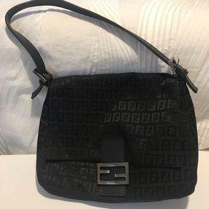 Fendi Zucca mama shoulder bag